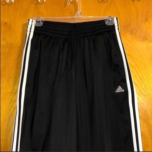 Adidas Drawstring Pants with Pockets